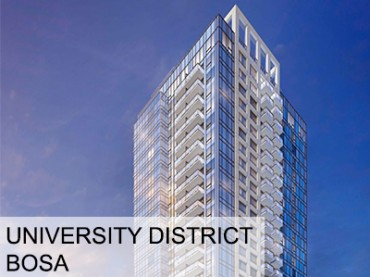 Bosa - University District